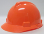 Orange Hard Hat Safety Products