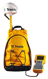 Global Positioning System – Trimble Pro
