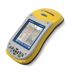 Global Positioning System – Trimble GeoXH