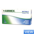 Ammex Nitrile Exam Gloves