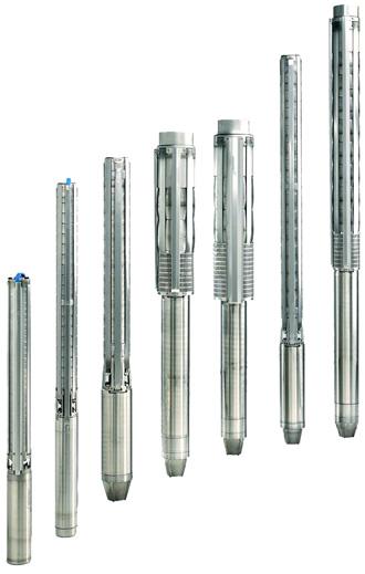 "Grundfos SP 6-8-10"" Pump - Stainless Steel Submersible Pump | Grundfos Pumps  | Manufacturer Info"